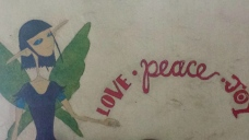 Feen love peace Hogsback