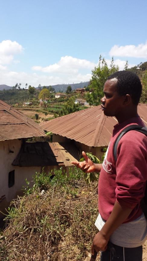 Guide Usambara Berge Tansania