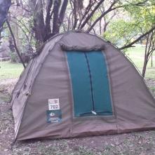 Camping Waterfront Acacia Sambia