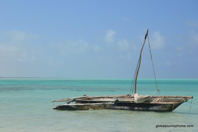 Dau Sansibar Insel Paradies Jambiani