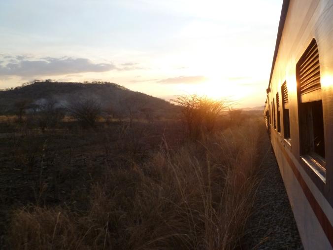 bahn tazara Tansania Sambia