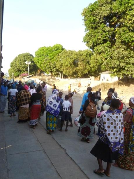 Bahnhof Afrika Tazara