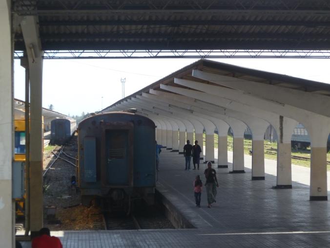 Bahnhof tazara