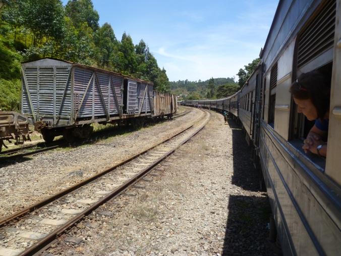 Züge Afrika