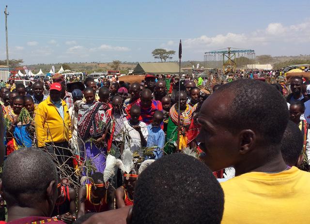 Zeremonie_Samburu