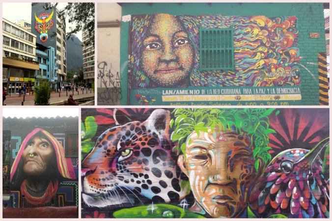 bogota-collage